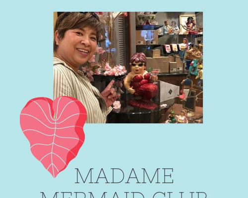 マダム・マーメイド・倶楽部・ジャパン/老人医療の現場の声を聞いてみてくれました。