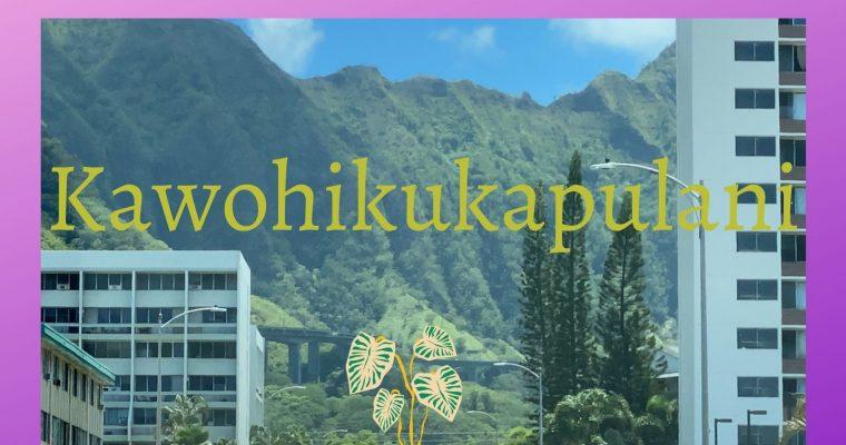 Kawohikukapulani